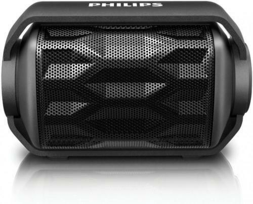 Philips BT2200B/27 Shoqbox Mini Rugged Compact Wireless Waterproof Outdoor...