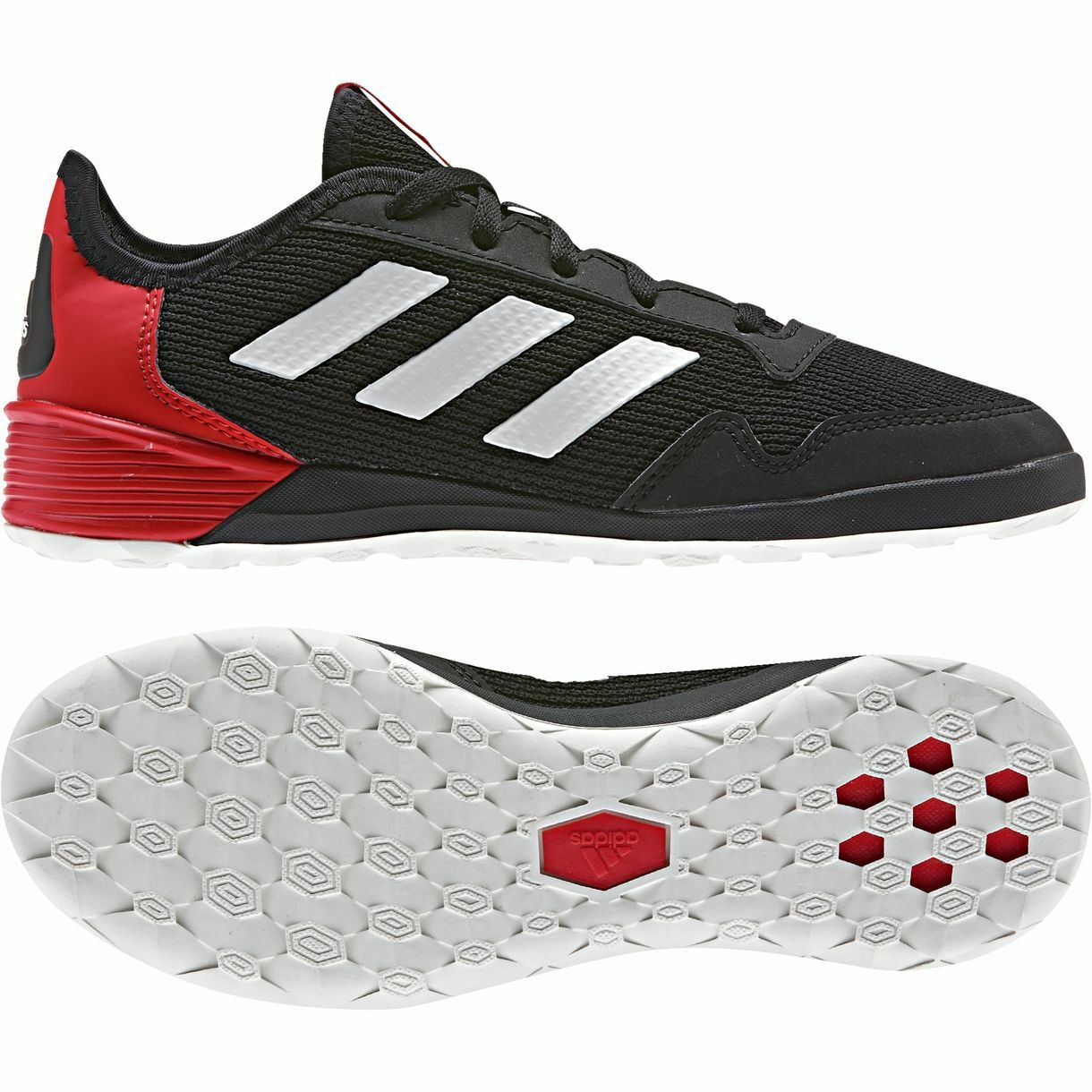 adidas Ace 17.2 Tango Shoes IN Indoor 2017 Soccer Shoes Tango Black / Red Kids - Youth 9f1211