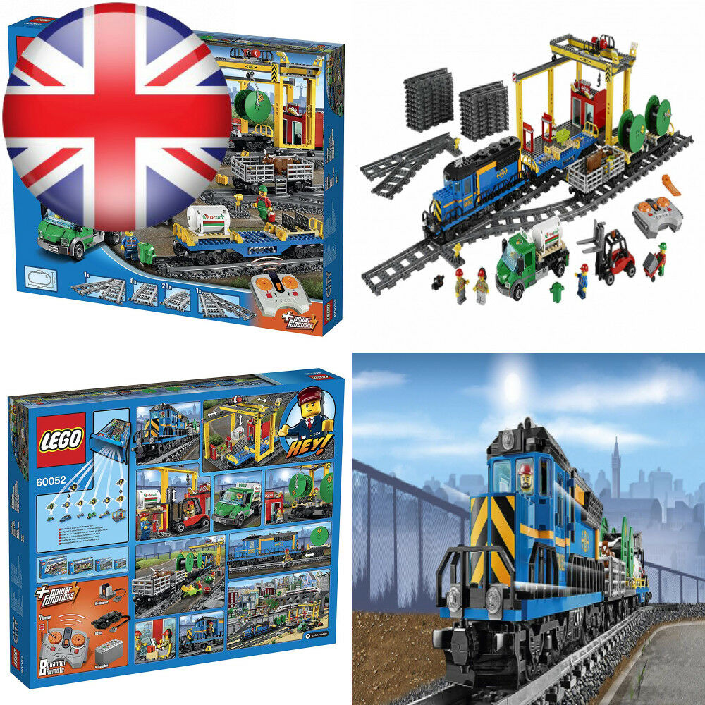 LEGO 60052 City Treno Cargo