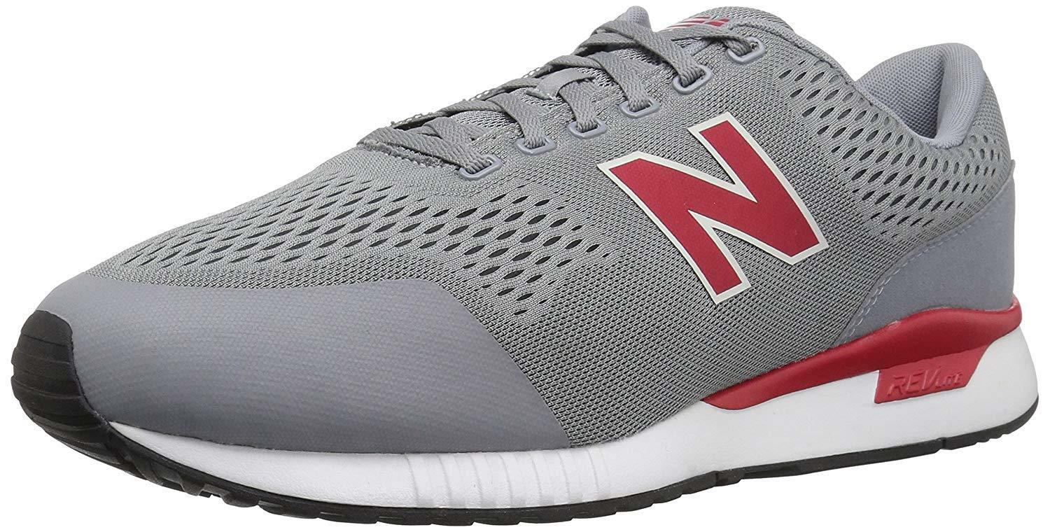New Balance Homme 005v1 Low Top Lace Up Running Sneaker