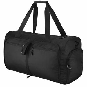 bdf59114d310f5 Image is loading 60L-Large-Waterproof-Clothes-Storage-Bag-Travel-Luggage-