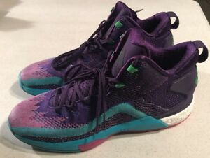 db64be36caab Adidas J Wall 2.0 Boost Primeknit Basketball Shoes Men s US 13-New ...