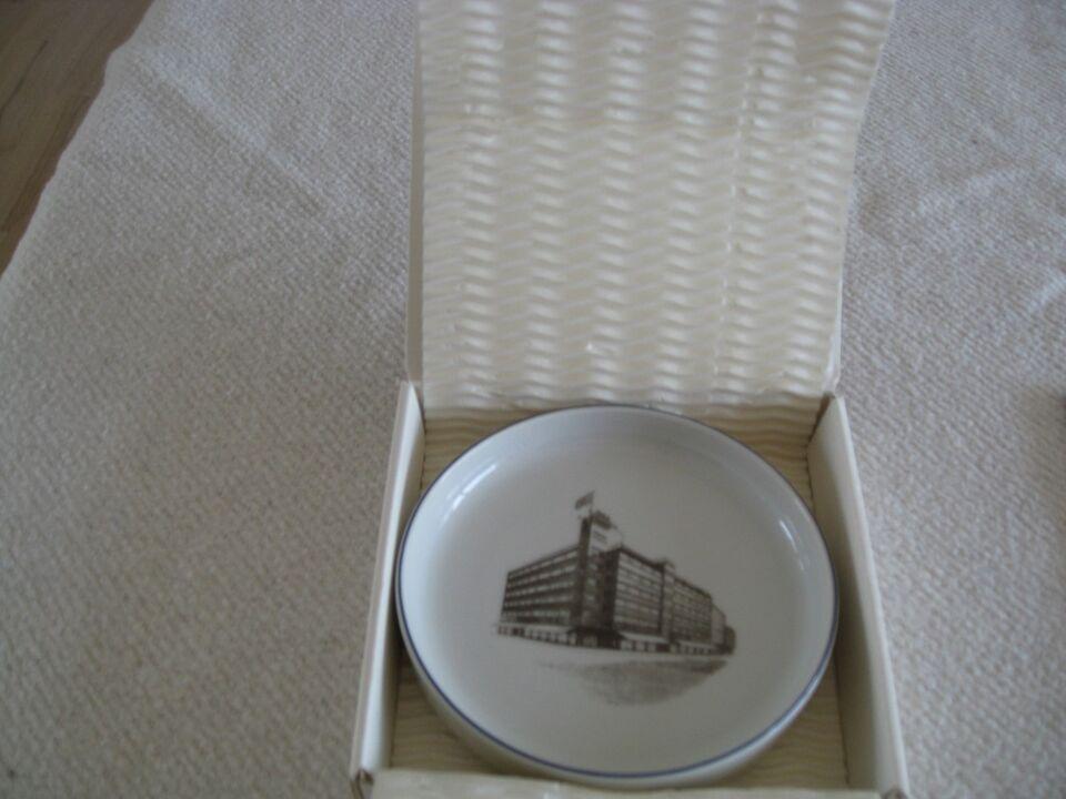 Porcelæn, Askebæger, Royal Copenhagen