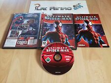 PC ULTIMATE SPIDER - MAN COMPLETO PAL ESPAÑA