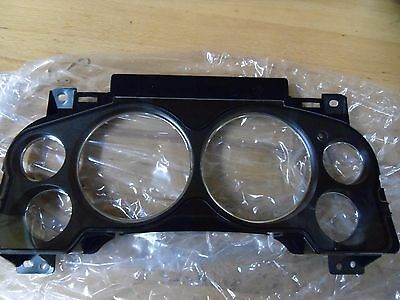NEW OEM GM TRAILBLAZER  CLUSTER CLEAR LENS ASSEMBLY WITH TRIM