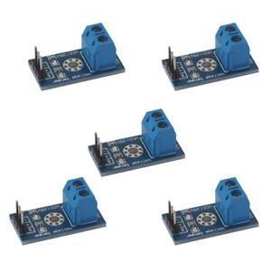 5x-Modulo-Scheda-Sensore-Di-Tensione-Test-Elettronico-Mattoncino-Per-Arduino