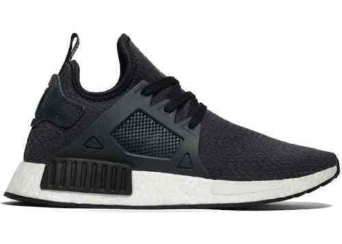 Adidas NMD XR1 Black Tab White Size 13.5. BY3045 jd sports. ultra boost pk