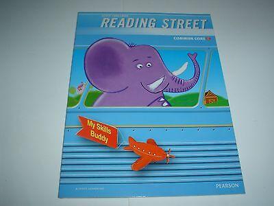 Scott Foresman Reading Street Common Core My Buddy Skills Kindergarten Unit 5 9780328724413 EBay