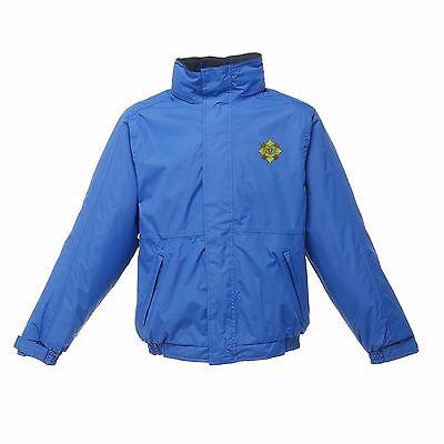 Royal Scots Dragoon Guards Waterproof Regatta Jacket Fleece lined