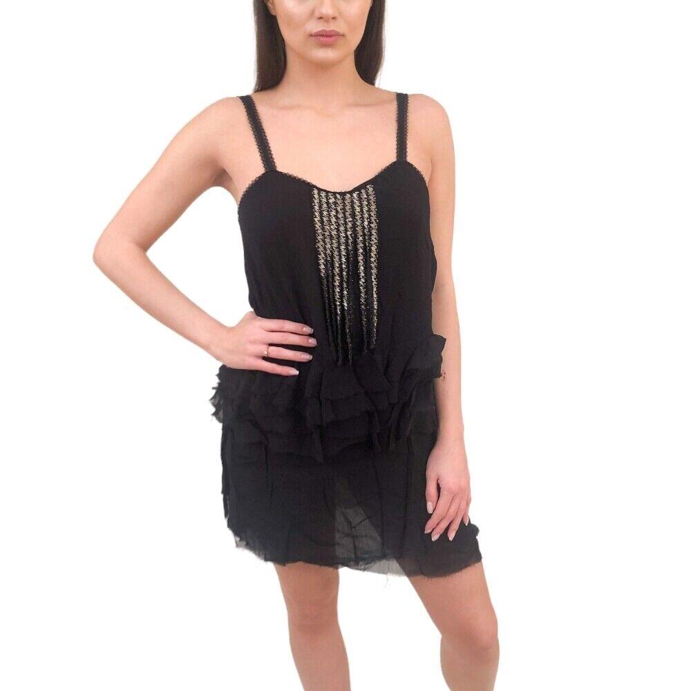 Diesel D-Roxana Abito Women Dress Kleid RRP180