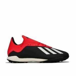 Men-039-s-adidas-Mers-X-Tango-18-3-TF-Football-Trainer-in-Black