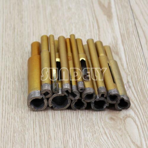Diamond Holesaw 6mm-100mm Tile Ceramic Glass Slate Porcelain Marble Drill Bits