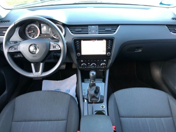 Skoda Octavia 1,5 TSi 150 Style Combi DSG billede 12