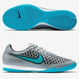 Nike Magista Onda IC 651541-040 Wolf Grey Turquoise Blue Black Men s ... d986c37f2dbb