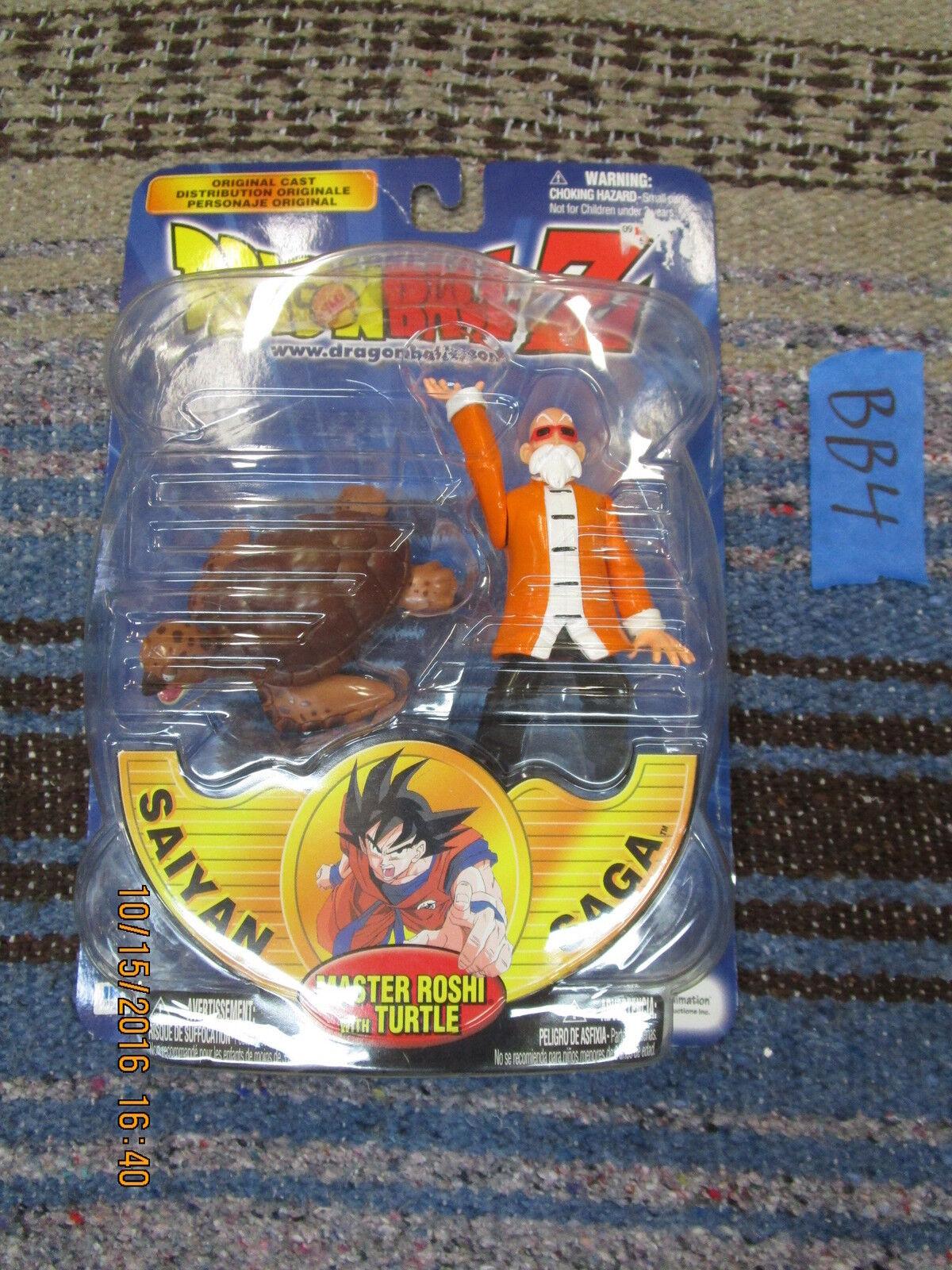 Irwin Jouets Dragon Ball Z Master Roshi Orange Variante Saiyan  Saga dbz dragonball  point de vente