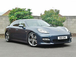 Porsche Panamera Turbo 4.8 V8 PDK 5 Door Hatchback | eBay
