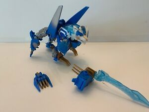Transformers-Prime-Thundertron-Incomplete-Missing-Right-Chest-Plate