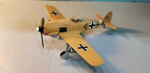ARMOUR-98031-LUFTWAFFE-FW-190-034-ADOLF-DICKFIELD-034-1-48-SCALE-DIECAST-METAL-MODEL