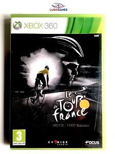 Le-Tour-de-France-2013-100-Ed-Xbox-360-Neuf-Videojuego-Scelle-Scelle-Spa