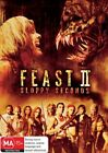 Feast 2 - Sloppy Seconds (DVD, 2009)