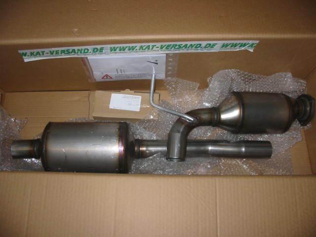 Diesel Partikelfilter + Kat VW T4 2,5TDI 65 75 111 kW mit Euro2, grüne Plakette!