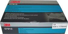 3M 07910 PANNO ANTIPOLVERE PACCO DA 10 PANNI CARROZZERIA SCOTCH 235mm x 175mm