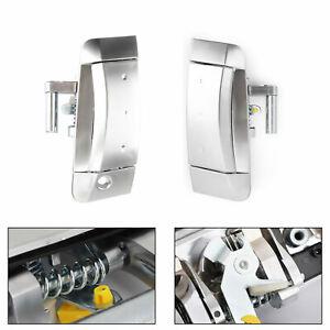 Left&Right Outside Outer Chrome Door Handle 80607-CD41E For Nissan 350Z 03-09 TZ