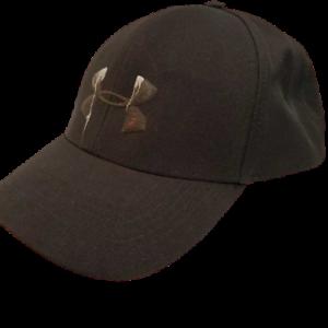 Woman-039-s-Under-Armour-Ball-Cap-Hat-Adjustable-Black