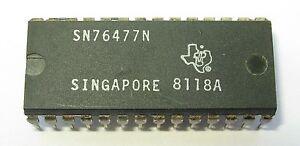 TI-SN76477N-DIP-28-Solid-State