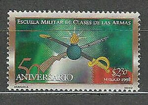 Mexico - Mail 1998 Yvert 1779 MNH