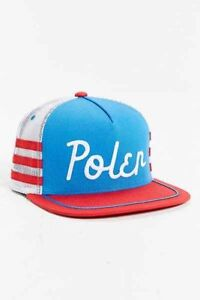 NEW POLER OUTDOOR STUFF EL SPORTO TRUCKER HAT SNAPBACK HAT BASEBALL ... 6c7ed33e2464