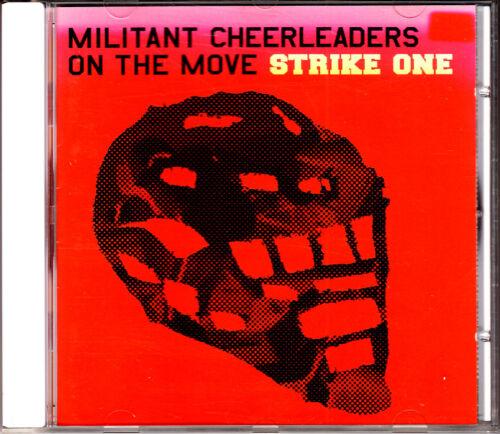 "1 von 1 - CD - "" Militant Cheerleaders On The MOVE - Strike One """