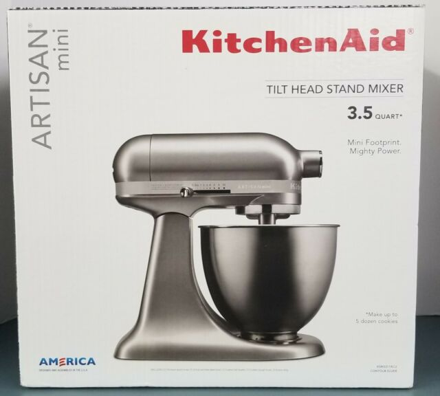 KitchenAid Artisan Mini 3.5 Quart Tilt-Head Stand Mixer
