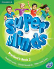Super Minds Level 2 Student's Book with DVD-ROM by Herbert Puchta, Peter Lewis-Jones, Gunter Gerngross (Mixed media product, 2012)