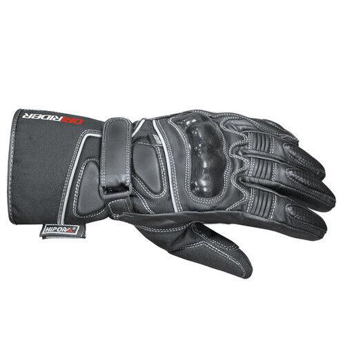 4004043/_46 NEW Motorcycle Dririder Ladies Storm 2 Winter Black Road Gloves