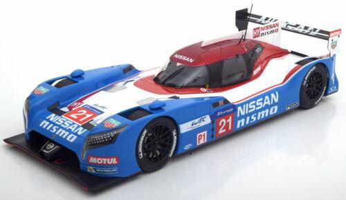 24h Le Mans 2015 1:18 AUTOart Nissan GT-R LM Nismo #21