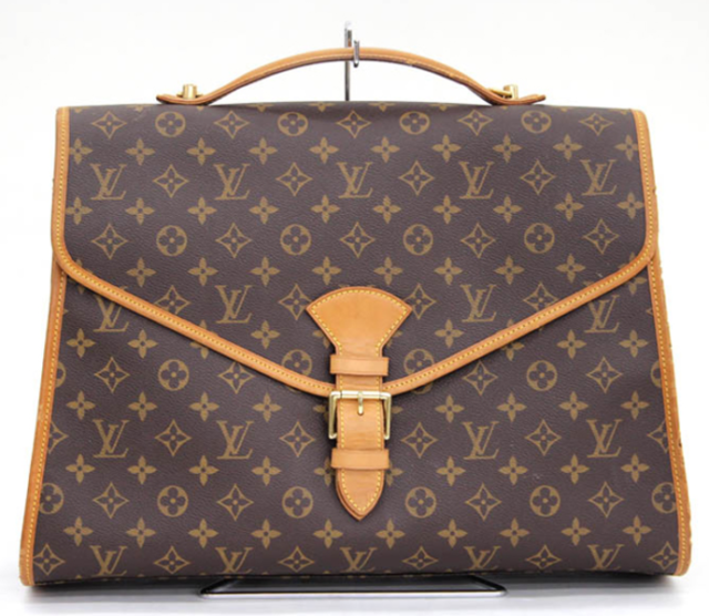 Louis Vuitton Monogram Beverly Handbag M51120 Authentic Free Shipping from  Japan 8c7bfb1464