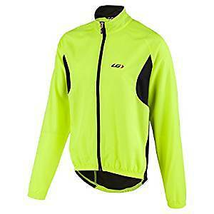 M,L,XL Ginger Black//Red Black//Yellow Louis Garneau Men/'s Modesto 2 Jacket