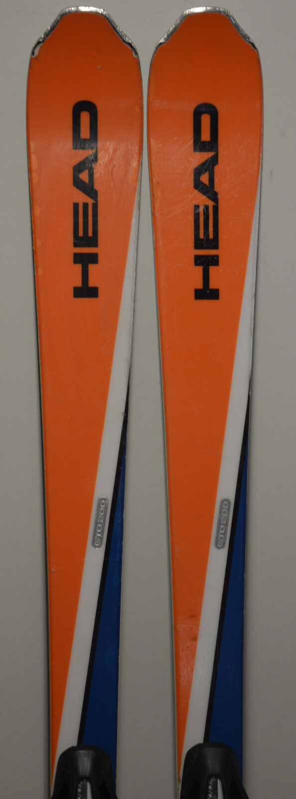Ski used  parabolic HEAD GTO 78 11 16-66 7 8in  large discount