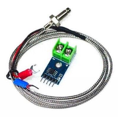 5 V Courant Continu MAX6675 Module K type Thermocouple Capteur de température M6 pour Arduino