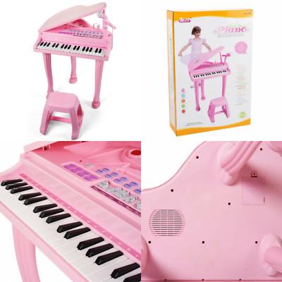 Baoli 37 Chiave Rosa Principessa Pianoforte A Coda Giocattolo Per Bambini Bambine-mostra Il Titolo Originale Fissare I Prezzi In Base Alla Qualità Dei Prodotti