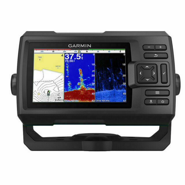 Garmin STRIKER Plus 5cv with GT20TM Transducer