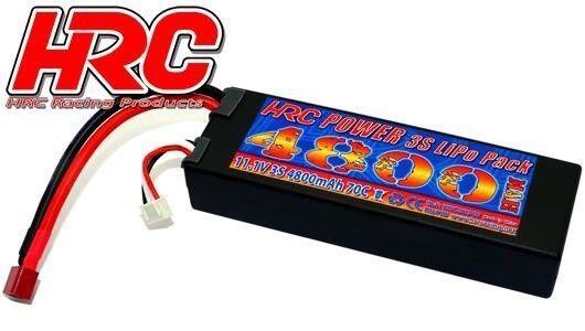 HRC racing batería-lipo 3s - 11.1v 4800mah 70c-RC Car-HRC Ultra T. enchufe