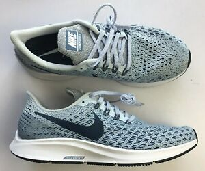 Details about Nike Air Zoom Pegasus 35 942851 012 Thunder Blue Grey Running Shoes Men's Size 9