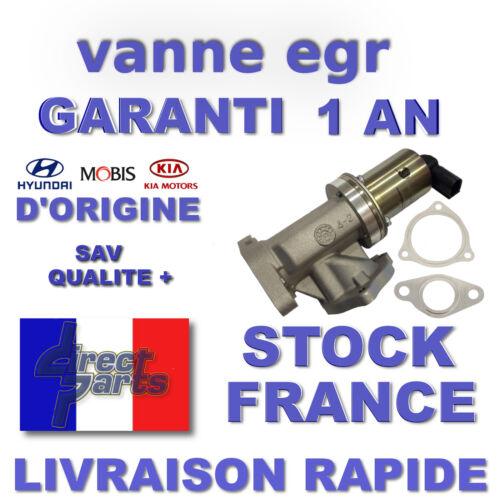Joints neuve 2841027410 d/'origine Vanne EGR KIA Carens Cee/'d Sportage 2.0 CDRi