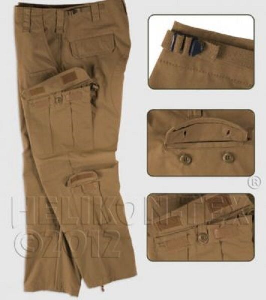 HELIKON TEX P C P TEX U Outdoor Freizeit pants trousers Hose coyote SR Small Regular f612a2