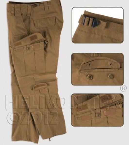Helikon Tex C P U U U Loisirs de plein Air Pantalons Olive Ml Medium Long ad07b1
