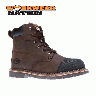 Dickies Crawford Safety Steel Toe Work Boot FD9210