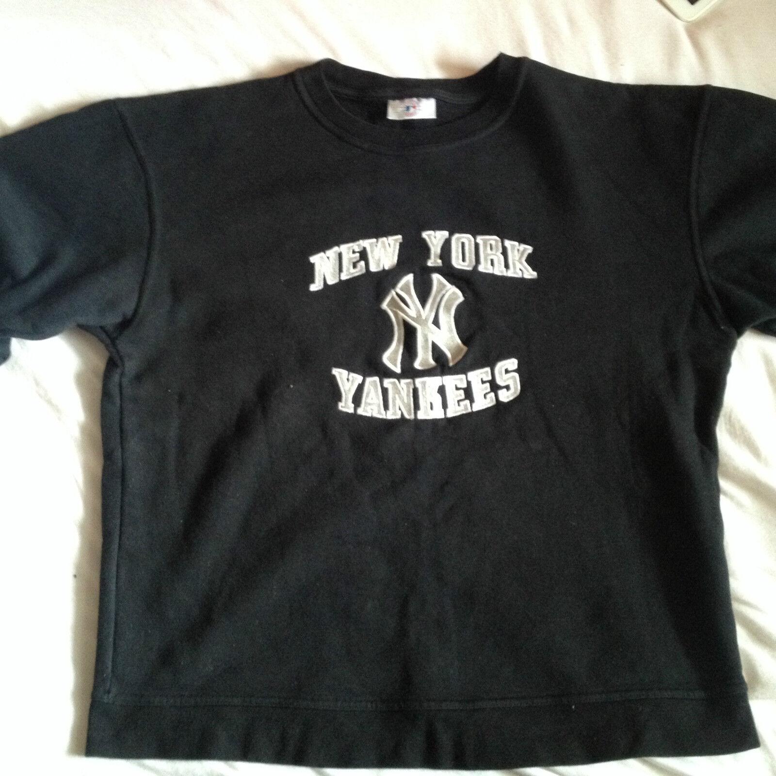 NEW YORK YANKEES WINTER PULLOVER WARME.GR XXL.wenig getragen