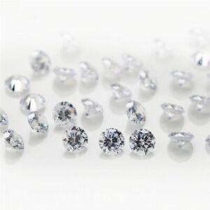 100pcs-0-7-25mm-Round-Shape-White-5A-cz-Stone-Loose-Cubic-Zirconia-Gemstone